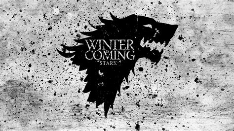 winter  coming wallpaper byperest  byperest  deviantart