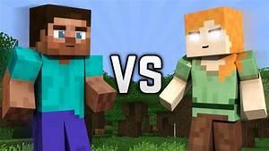 Minecraft Steve Vs Herobrine   www.pixshark.com - Images ...