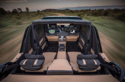 Mercedes-maybach G650 Landaulet: We Take A Ride Through