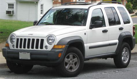 A Jeep Liberty