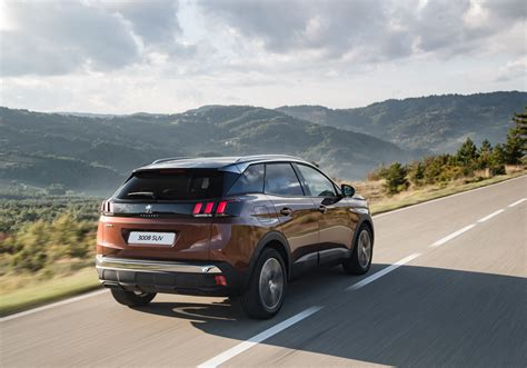 Peugeot Crossover by Peugeot 3008 Suv Peugeot Uk
