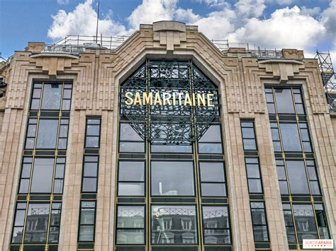 See a recent post on tumblr from @archimaps about samaritaine. The Samaritaine Reopens in 2020, discover the project ...