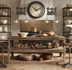 restoration hardware kitchen island 21 cool tips to steunk your home