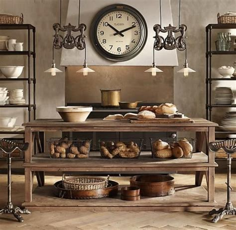 restoration hardware metal desk 21 cool tips to steunk your home