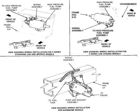 2009 Ford F 150 Fuel System Diagram by 1989 Ford F150 Fuel System Diagram