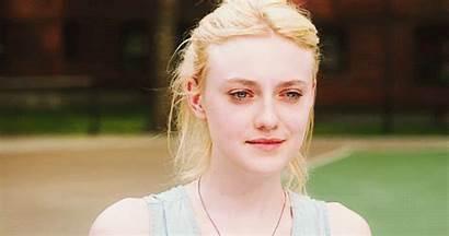 Dakota Fanning Elle Blonde Face Teenage Wattpad
