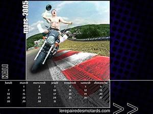 Repaire Des Motards : le calendrier 2005 du repaire des motards ~ Dallasstarsshop.com Idées de Décoration