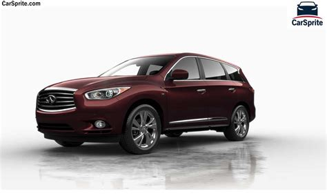 Infiniti Qx60 2017 Prices And Specifications In Kuwait