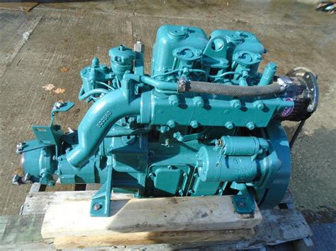 Used Volvo Penta Parts by Volvo Penta Md2b Diesel Engine Motor Volvo Penta Md2b