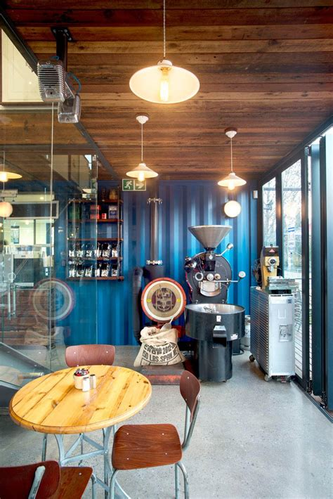 coffee shop  showroom built