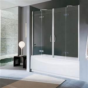 pare baignoire le guide complet 2018 avec conseils et astuces With porte de douche coulissante avec baignoire petite salle de bain