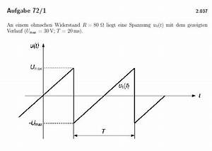 Amplitude Berechnen : effektivwert an einer s gezahnspannung ~ Themetempest.com Abrechnung