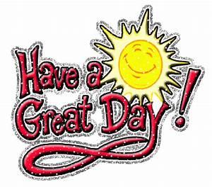 Have A Great Day-Sun | DesiGlitters.com