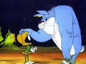 Marvin the Martian & Bugs Bunny