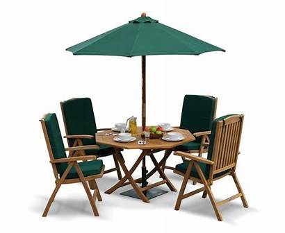 Chairs Dining Folding Garden Reclining Patio Octagonal