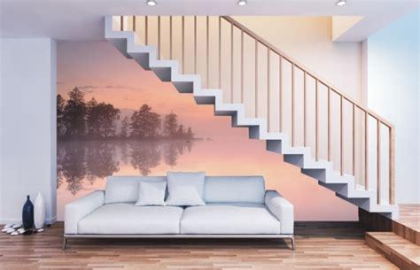 idees de deco murale en papiers peints  incroyables