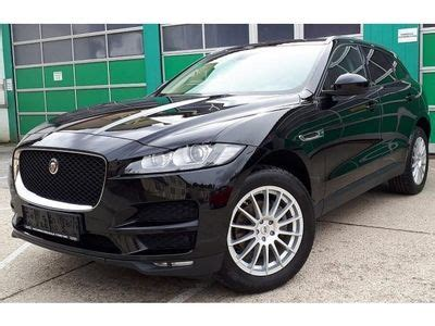 jaguar f pace gebraucht jaguar f pace gebraucht 100 g 252 nstige angebote autouncle