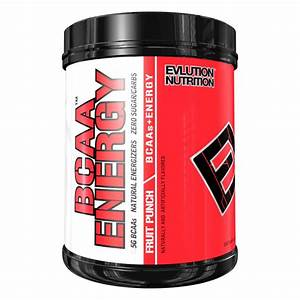 Evl Bcaa Energy  The Best Fruit Punch Ever