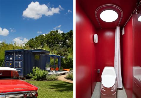 shipping container guest house  jim poteet sicklineorg
