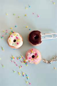 how to make a polymer clay doughnut charm or ring ehow crafts ehow