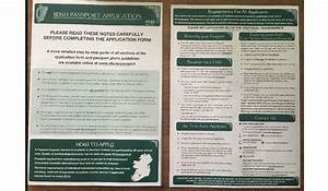 irishman posts tongue in cheek ad selling off an old irish With documents irish passport