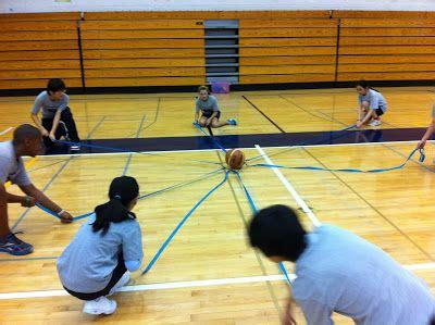 cooperative games for preschoolers cooperative with 7th and 8th grade intro unit 297