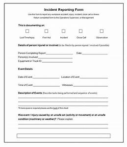 First aid report form template rachael edwards for Patient report form template download