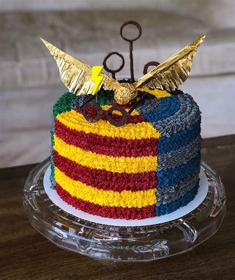 harry potter cake idea birthday party  cake