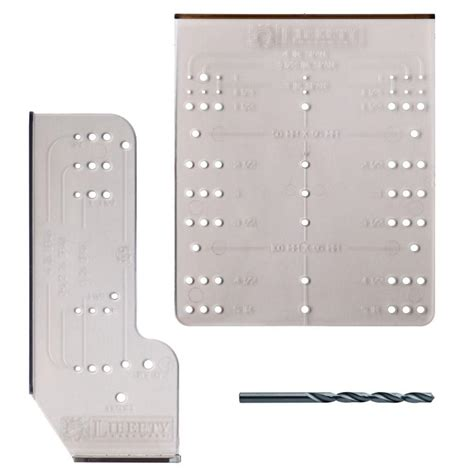 cabinet hardware installation template liberty align right cabinet hardware installation template set an0191c g q1 the home depot