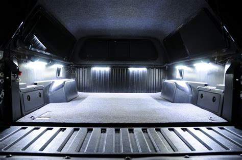 Truck Bed Led Lights by Diy How To Led Bed Lights Truck Bed