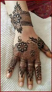 New Full Hand Mehndi Designs 2018