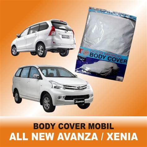 Jual Cover Mobil Avanza jual cover mobil avanza xenia sarung penutup parasut di