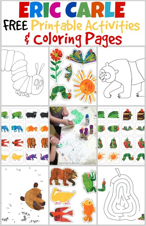 preschool activity books free download bedtime amp playtime with the world of eric carle free 171