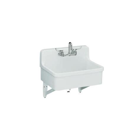 kohler gilford scrub up sink kohler k 12787 0 white gilford scrub up plaster sink with