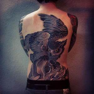 Tatouage Chouette Signification : tatouage hibou chouette 38 inkage ~ Melissatoandfro.com Idées de Décoration