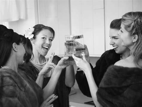 Holiday Entertaining 60's Cocktail Party Above