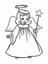 Coloring Angel Christmas Pages Costume Charming Tiny Drawing Printable Drawings Template Colouring Angels Female Costumes Cherub Colornimbus Boy Sheets Sky sketch template