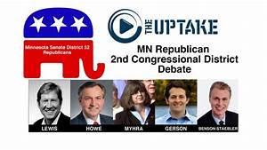 Video Replay: GOP Candidates Debate For MN Open ...