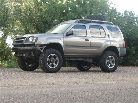 2003 nissan xterra lifted image gallery lifted xterra