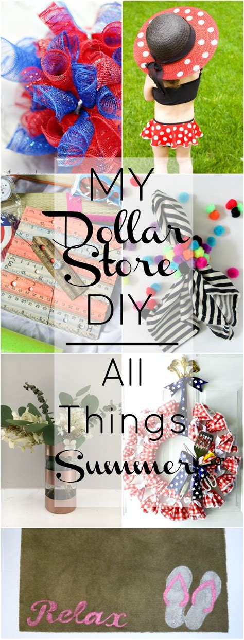 Diy Dollar Store Patriotic Bbq Picnic Wreath