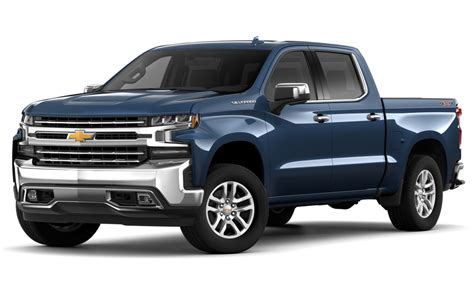 chevrolet silverado  colors gm authority