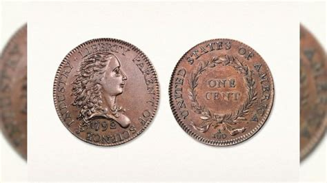 Early 1-cent Coin Sells For More Than m