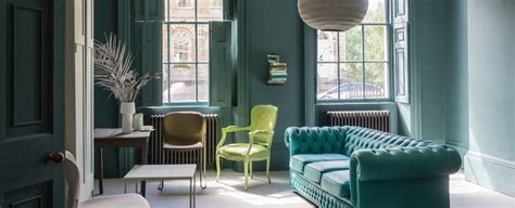 New Farrow And Ball Colours Out Today-room In Hay