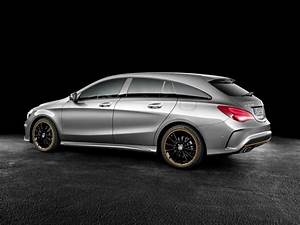 Art Edition Fils : mercedes cla shooting brake orange art edition ~ Markanthonyermac.com Haus und Dekorationen