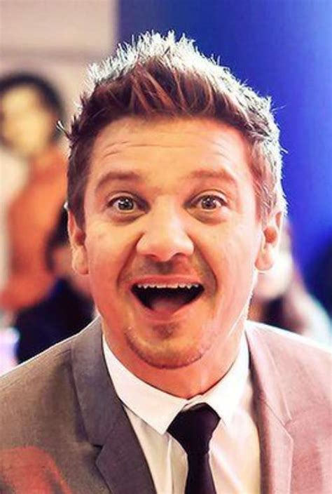 Jeremy Renner Haircut Men Hairstyles Haircuts Swag