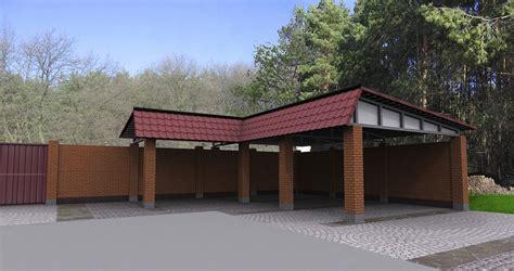 Carport Oder Garage Die Grundstücksplanung