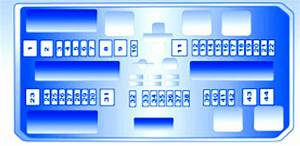 Vauxhall Insignia 2010 Main Fuse Box  Block Circuit Breaker
