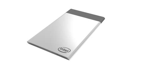 Check spelling or type a new query. Intel's Compute Card is a PC that can fit in your wallet | Ars Technica
