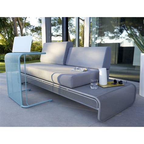 canapé de jardin castorama salon de jardin en metal pas cher 28 images salon de