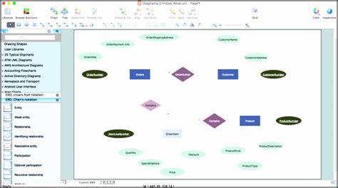 Er Diagram Maker Free by 5 Fishbone Diagram Maker Sletemplatess